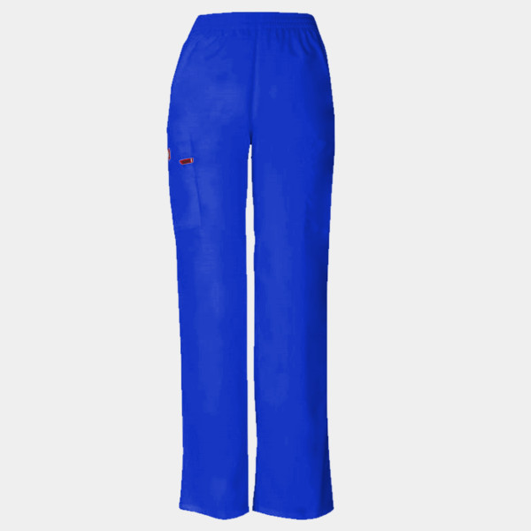 728cc031698 EDS: Women's Missy Fit EDS Signature Pull-on Cargo Scrub Pant American  Casual- Custom Tee