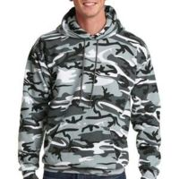 Classic Camo Pullover Hooded Sweatshirt Thumbnail