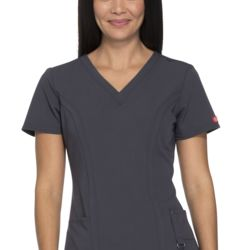 Dickies 82851 Ladies V-Neck Scrub Top Thumbnail