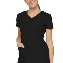 Women's EDS Signature V-Neck Scrub Top Thumbnail